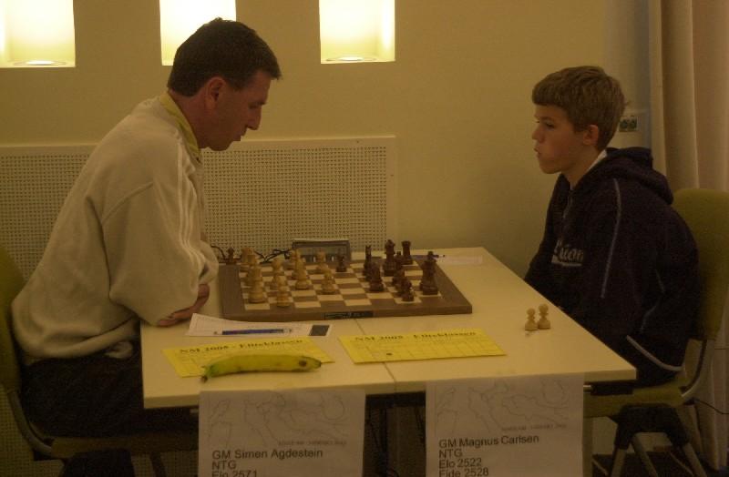 NM 2005 - Simen og Magnus