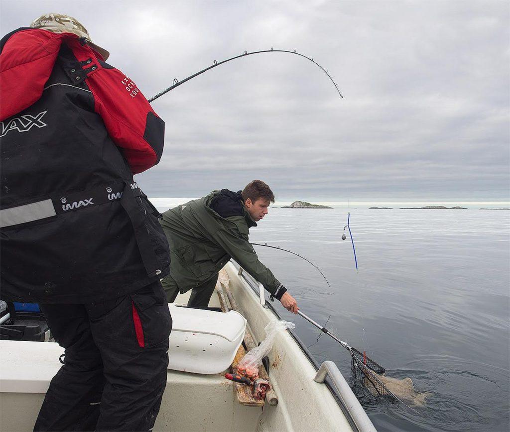 Utenfor Kvaløya
