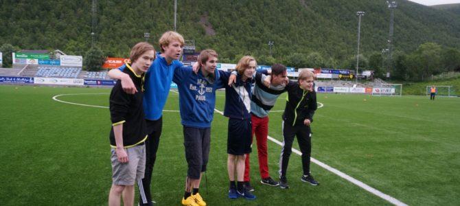 Fotballturneringa under Landsturneringen