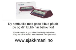 Sjakkmani-reklame