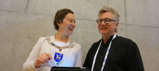 Dag 1 i tekst og bilder ved Sven & Anniken
