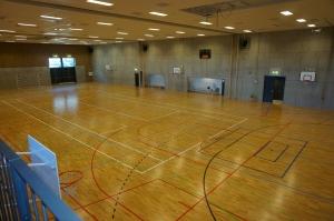 Idrettshallen-spillehallen